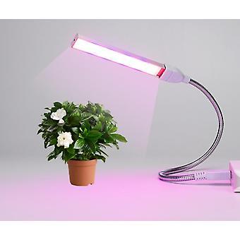 Usb Led Grow Light Full Spectrum 3w/5w Dc 5v Fitolampy For Greenhouse Vegetable Seedling Plant Lighting Ir Uv Growing Phyto Lamp