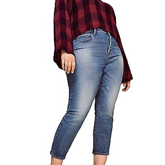 Warp + Weft | CDG - High Rise Jeans