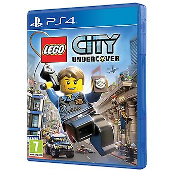 Gioco LEGO City Undercover PS4