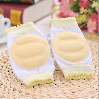 Kids Safety Crawling Elbow Kneepad Cushion Baby Girls Boys Knee Pads Protector Safety Mesh Infant Leg Warmer