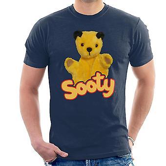 Logotipo da onda sooty Men't-shirt