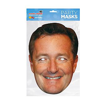 Mask-arade Piers Morgan Party Mask