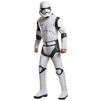 Disney Halloween Fancy Kleid Kostüm Erwachsene männlich - Star Wars - Storm Trooper
