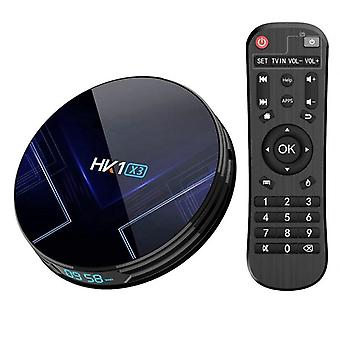 Smart Tv Set-top Box com 4gb de RAM, 32gb Rom suporta Bluetooth Dual Wifi -eu