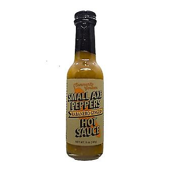 Small Axe Peppers Habanero Ginger Hot Sauce