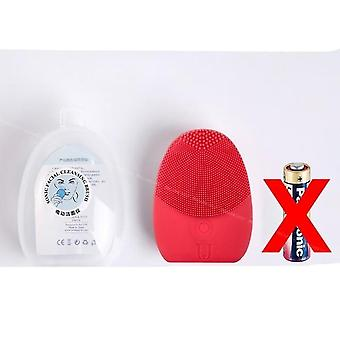 Facial Cleansing Brush - Sonic Vibration Face Cleaner, Electric Waterproof