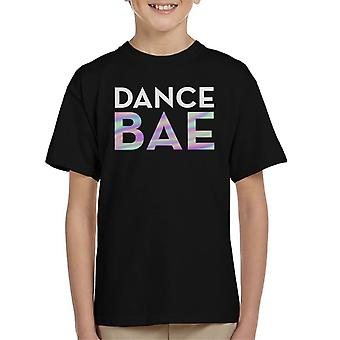 Strictly Come Dancing Dance Bae Shimmer Effect Kid's T-Shirt