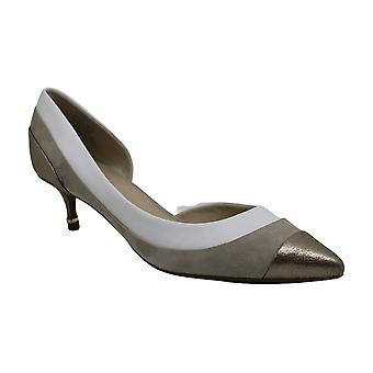 Kenneth Cole Womens Morgan wirbeln Leder Pointed Toe D-Orsay Pumpen