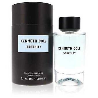 Kenneth Cole Serenity Door Kenneth Cole Eau De Toilette Spray (unisex) 3.4 Oz (mannen) V728-553655