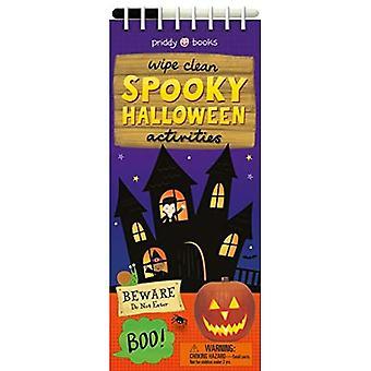Wipe Clean Activities: Spooky Halloween (Wipe Clean Activity Books)