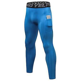 Leggings Mens Compressie Running, Panty Gym Fitness Sport Shorts Leggings