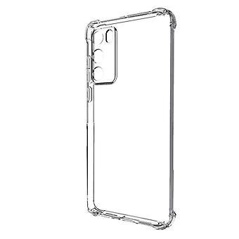 Stöttåligt transparent mobilskal Huawei P40 TPU