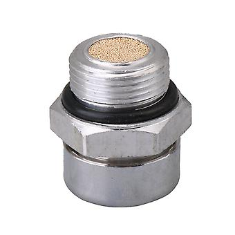 Aluminum Alloy 0.15CM Vent Air Filter Cap M22 for Gear Box Replacement