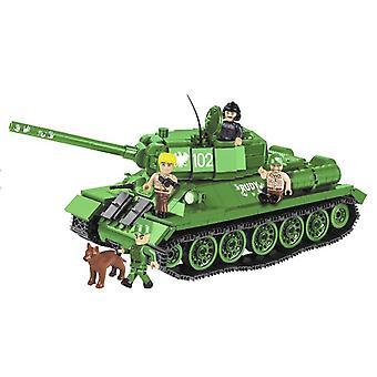 World War II T34/85 Rudy (530 pieces)