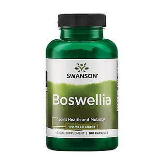 Premium full spectrum boswellia - double strength 400mg 100 capsules of 400mg