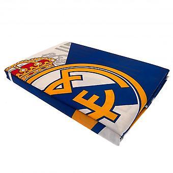 Conjunto de capa do edredom do Real Madrid CF Crest
