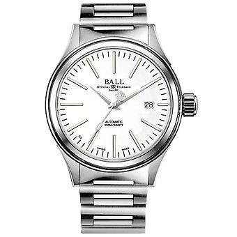 Ball NM2188C-S20J-WH Fireman Enterprise Wristwatch White