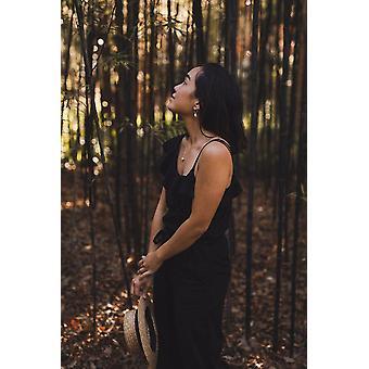 Amelia Jumpsuit | Zwarte
