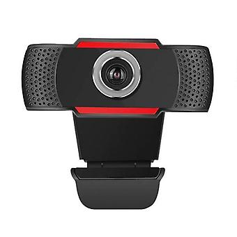 Usb Computer Full Hd 720/1080p Digital Webcam Camera  With Micphone For Laptop
