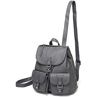 Mini Backpack, Vaschy PU Leather Fashion Women Backpack