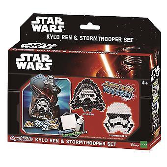 Aquabeads - Star Wars - kylo ren és stromtrooper set