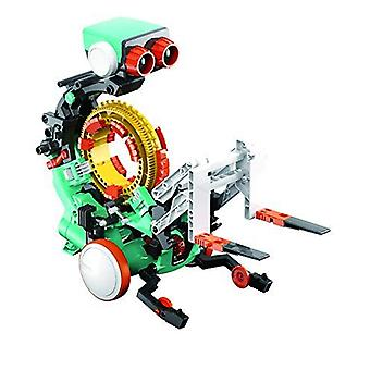 Construct & create 5 in 1 mechanical coding robot