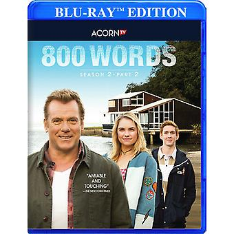 800 ord: Sesong 2 Del 2 [Blu-ray] USA import