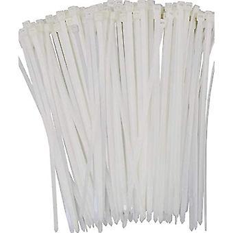 Assorted Self-locking Nylon Cable Plastic Loop Wire Wrap Zip Ties
