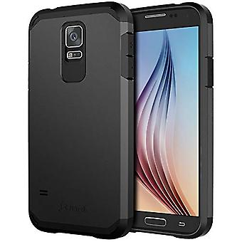 JETech 3010 Case for Samsung Galaxy S5, Protective Cover, Black
