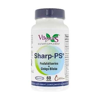 Sharp Ps Ginkgo (Phosphatidylserine) 60 capsules