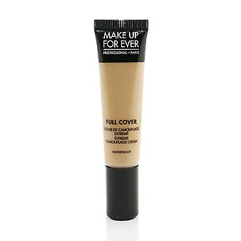Full cover extreme camouflage cream waterproof #10 (golden beige) 129362 15ml/0.5oz