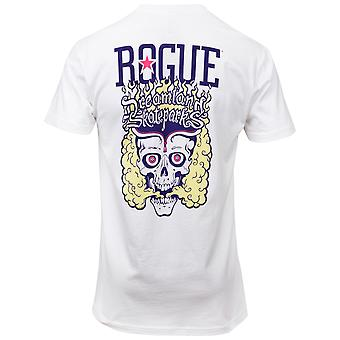 Rogue Dreamland Front and Back Print Pocket Tee