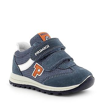 PRIMIGI Trainer Style Shoe In Blue Pti 73720