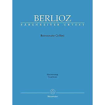 Berlioz: Benvenuto Cellini Vocal Score