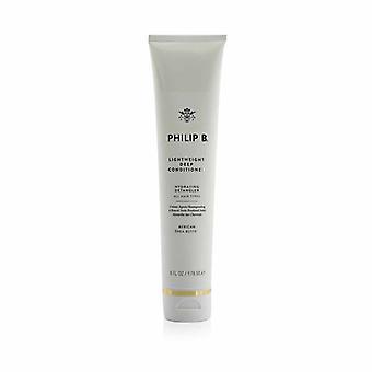 Philip B Lightweight inpackning - # Paraben-Fri Formula (Hydrating Detangler - alla hårtyper) 178ml / 6oz