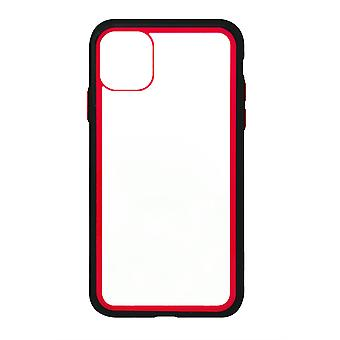 Phone Case (Black) Clear ShockProof Soft TPU Silicone For iPhone 11 Pro
