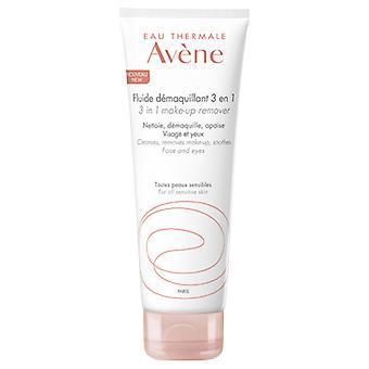 Avene Make-up-Entferner Fluid 3 in 1 200 ml
