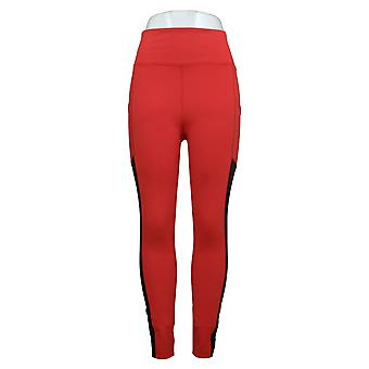 MIND BODY LOVE by Peace Love World Leggings Red Jogger A391888
