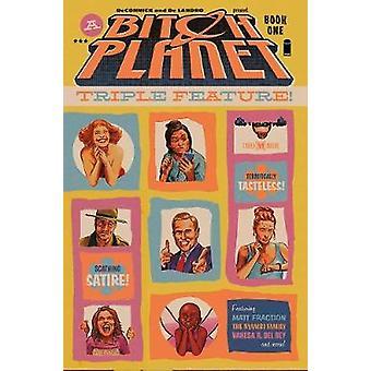 Bitch Planet Triple Feature Volume 1