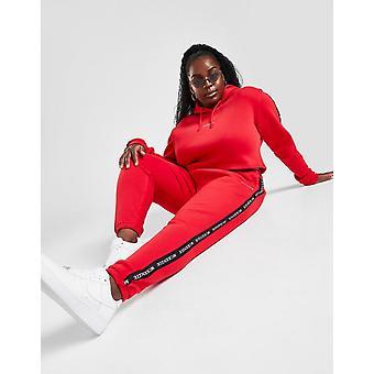 New McKenzie Women's Tape Plus Size Joggers Red