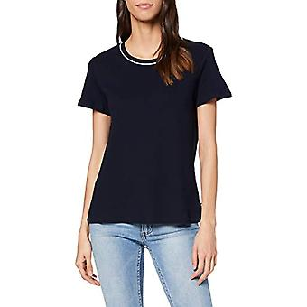 Marc O'Polo Denim 042225151031 T-Shirt, Blue (Scandinavian Blue 834), XS Women