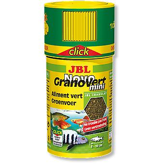 JBL Novo Granovert Mini Recharge (Poissons , Nourriture , Eau chaude)