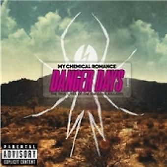 My Chemical Romance - Danger Days: The True Lives Of The Fabulous Killjoys CD