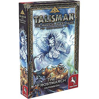 Talisman Board Game 4th Edition The Frostmarch Expansion