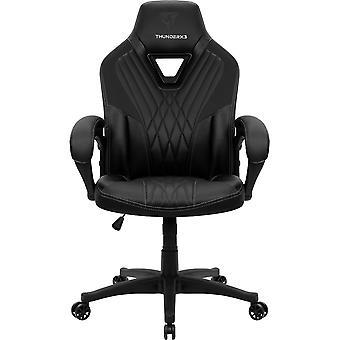 רעם X3 DC1 כיסא גיימינג - שחור