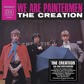 La Creación - We Are Paintermen Clear Vinyl