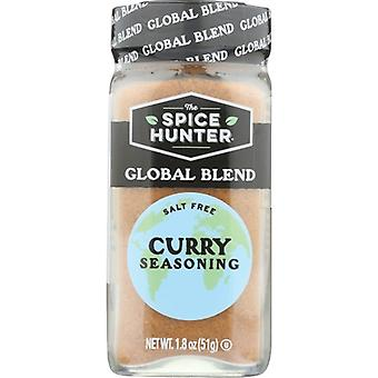 Spice Hunter Ssnng Curry, kotelo 6 X 1,8 Oz