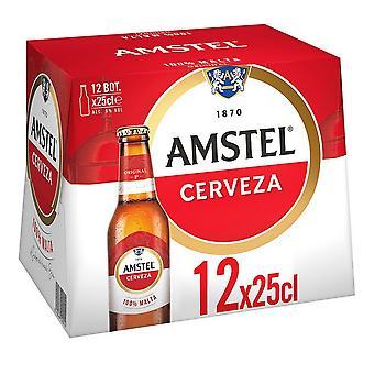 Øl Amstel (12 x 25 cl)