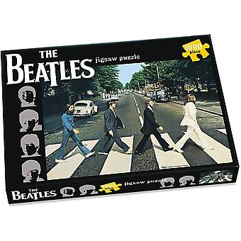 Beatles Abbey Road Jigsaw Puzzle (1000 Pieces)