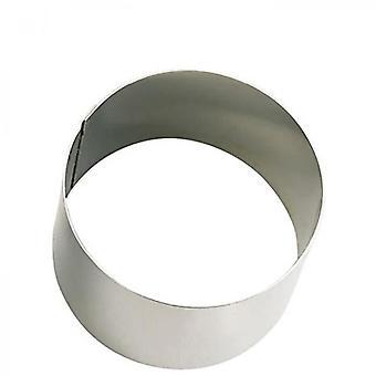 De Buyer Circle Collectivite -  12 Cm Silver